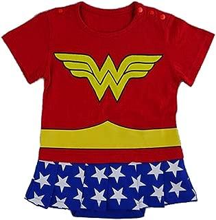 Traje infantil inspirado en Wonder Woman. 12-18 meses ...