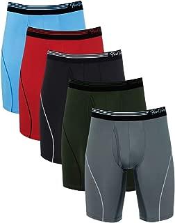 Best mens long boxers underwear Reviews