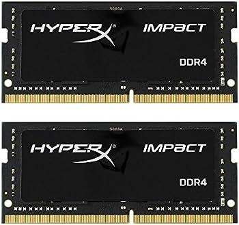 HyperX Impact 32GB (2 x 16GB) PC4-21300 2666MHz Desktop Memory