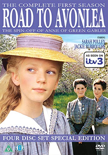 Road To Avonlea - The Complete First Series - 4 Disc Special Edition [DVD]