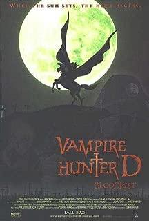 Vampire Hunter D - Authentic Original 27