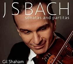 Gil Shaham JS Bach: Sonatas and Partitas Other Classic