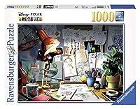 Ravensburger Disney Pixar: The Artist's Desk Puzzle (1000 Piece) [並行輸入品]