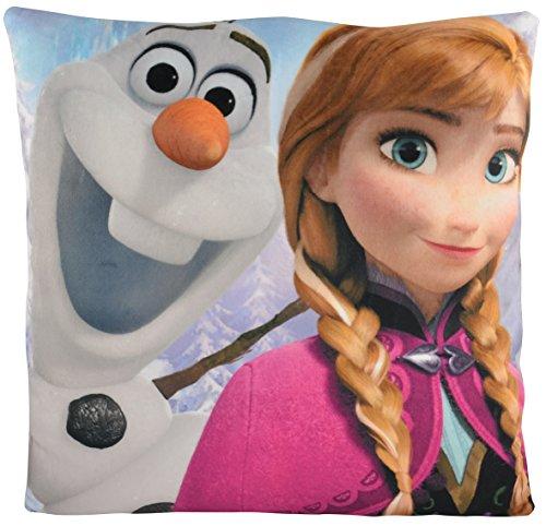 Disney Eiskönigin / Frozen Kissen Anna und Olaf, 40 cm * 40 cm