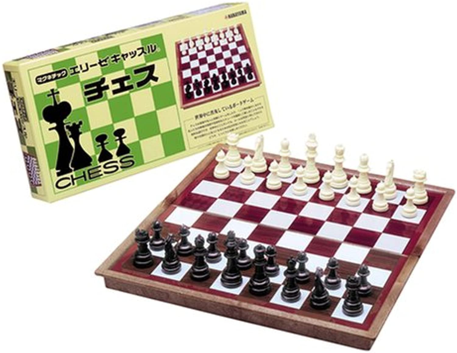 Magnetic chess Elise Castle (japan import)