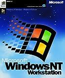 Windows NT Workstation 4.0 (1-user license) [Old Version]