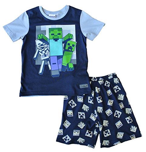 Minecraft Undead Boy's Pyjamas (12 Years)
