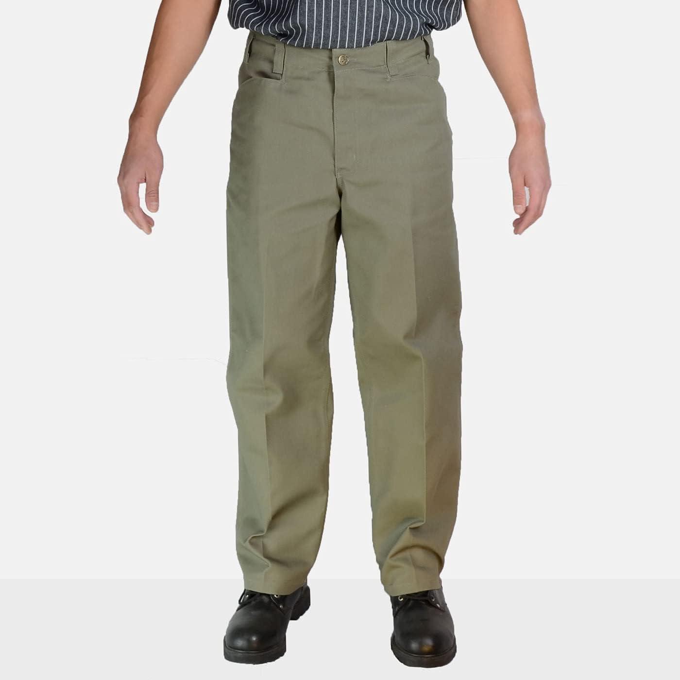 Ben Davis Moss Original Ben's Cotton Twill Pants…52x32 5 Mail order ☆ very popular