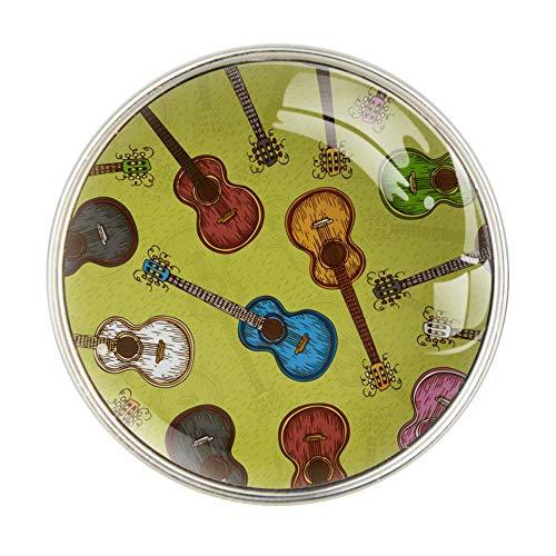 OKONE Colorido Madera Guitarra Acústica Ilustración 2pcs Coche...