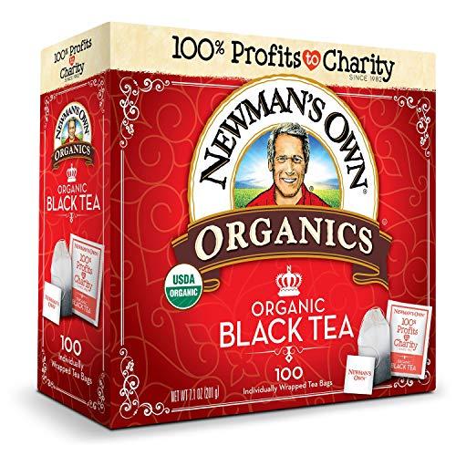 Newman's Own Organics Black Tea