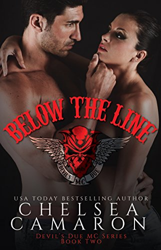 Below the Line: Nomad Bikers (Devil's Due MC Book 2) (English Edition)
