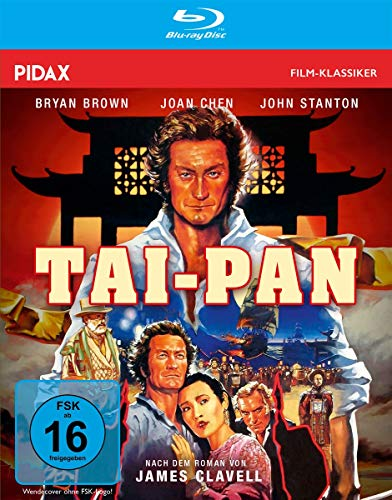 Tai-Pan / Abenteuer-Epos nach dem Bestseller von James Clavell (Pidax Film-Klassiker) [Blu-ray]