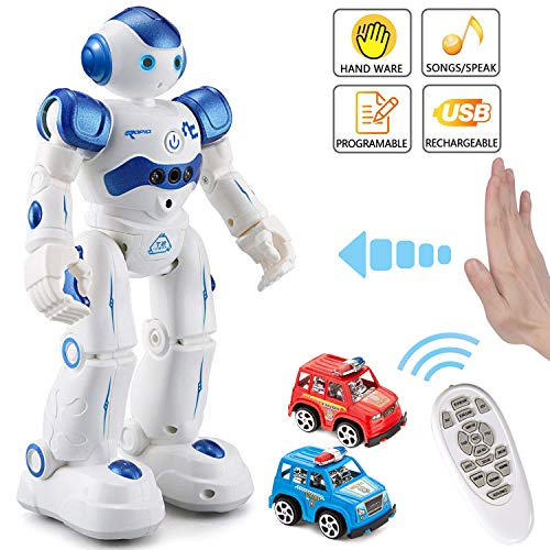 MIBOTE Remote Control Robot Toys for...