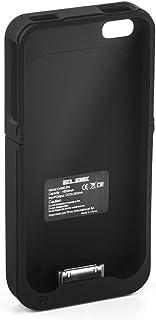 Elbe CARG-iP4 - Funda-batería para iPhone 4 / 4S, color negro: Amazon.es: Electrónica