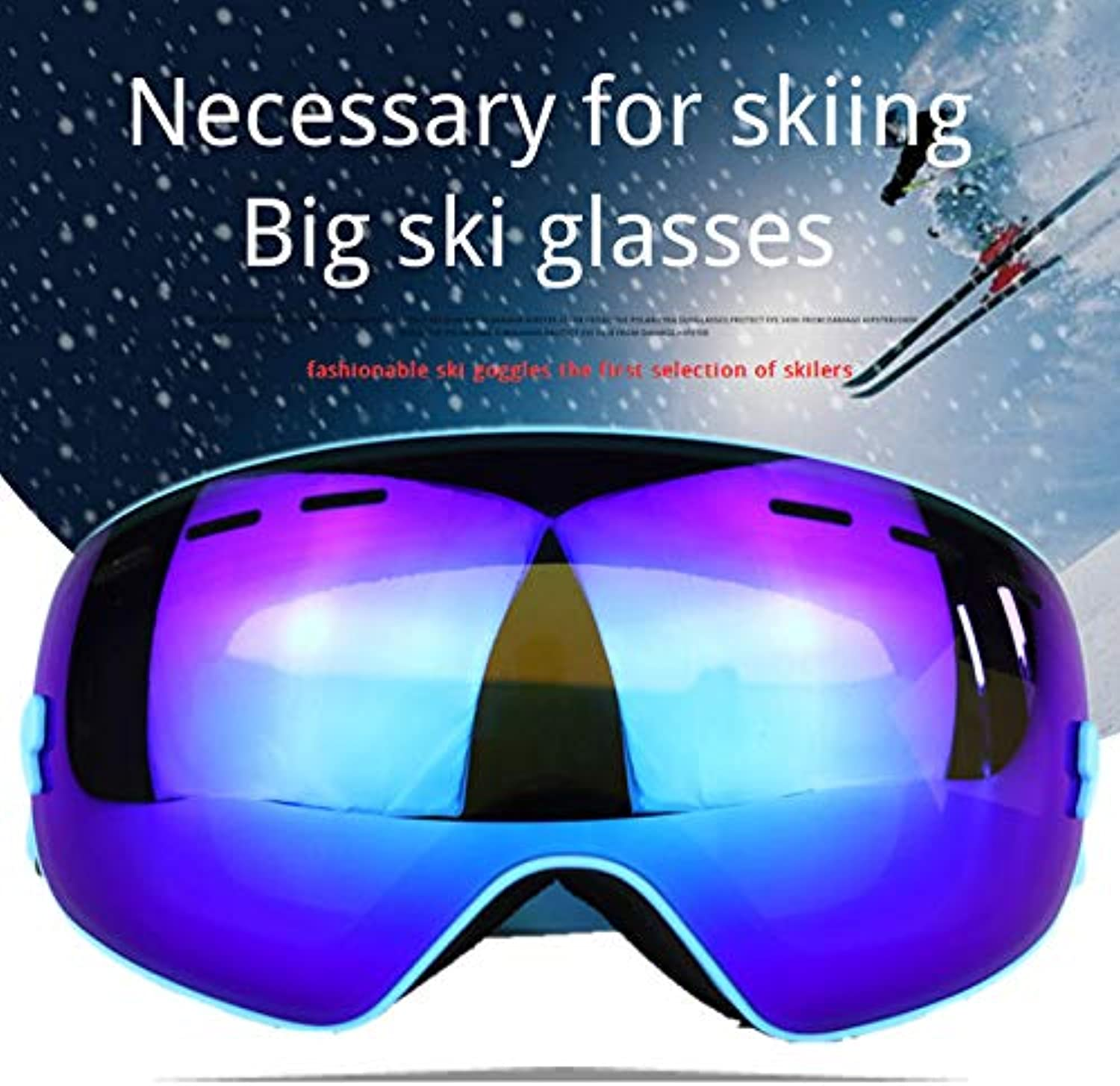 Hevin WildHorn Outfitters Roca Skiegleinni & Snowboard Goggles-Premium Snow Snow Snow Goggles Männer, Frauen Kids. Features Quick Change Magnetic Lens System Integrated Clip Lock B07MN2S975  Offizielle Webseite 203543