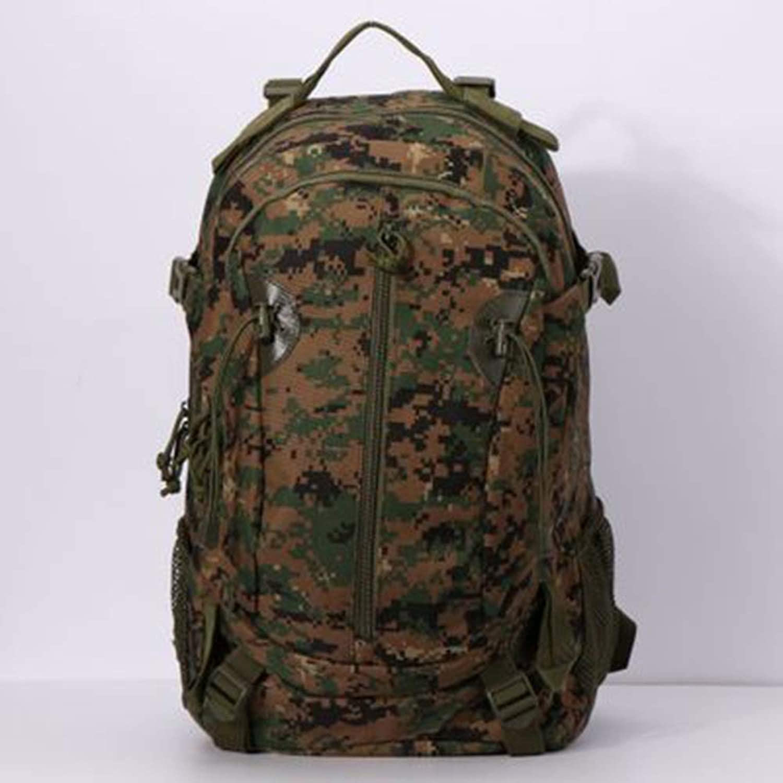 LCLZ Hohe Qualitt Feld Spezialeinheiten Multifunktions-Camouflage-Rucksack Armee Fan Taktische Tasche Outdoor-Bergsteigen Tasche Nylon Rucksack