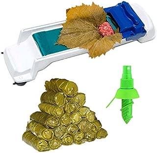 PomeMall Dolma Sarma Sushi Rolling Machine 2.5 inches length and Lemon Sprayer