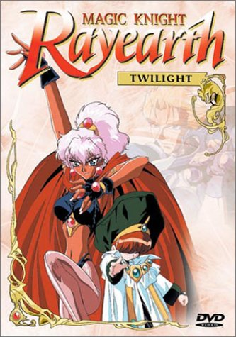 Magic Knight Rayearth - Twilight