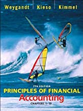 J. J. Weygandt's, P. D. Kimmel's, D. E. Kieso's 7th(seventh) edition(Accounting Principles, Financial Accounting, Chapters 1-19 & PepsiCo Annual Report (Paperback))(2004)