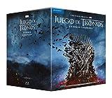 Juego De Tronos Temporada 1-8 Blu-Ray Coleccin Completa [Blu-ray]