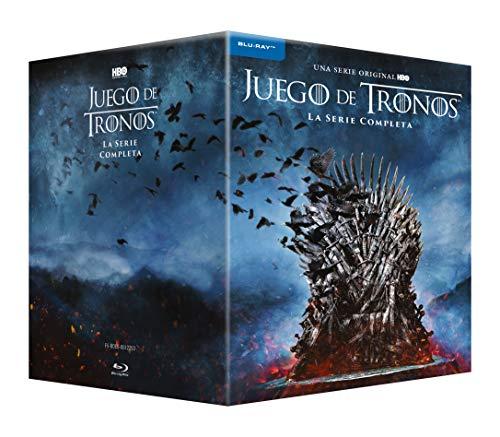 Juego De Tronos Temporada 1-8 Blu-Ray Colección Completa