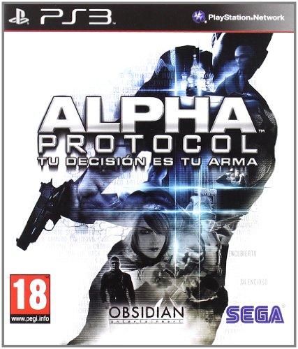 Alpha Protocol [Import spagnolo]