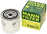 Mann Filter W 920/21 Filtro de Aceite