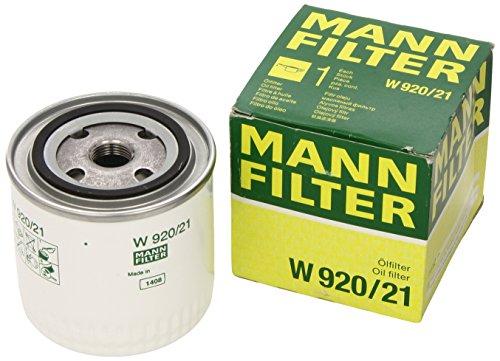 Mann Filter W92021 Filter, Arbeitshydraulik