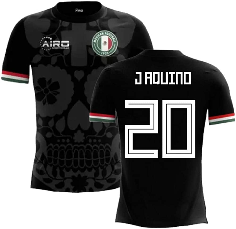 Airosportswear 2020-2021 Factory outlet Mexico Third Concept At the price of surprise T- Soccer Football