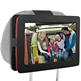 JEKERO 16.9 Inch Car Headrest Mount Strap Holder Suitable for Portable DVD Player 14'' Screen