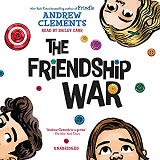 The Friendship War cover art