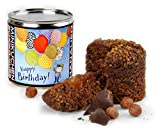 Hanauer Minikuchen SchokoNuss 'Happy Birthday', 1er Pack (1 x 170 g)