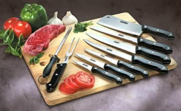 Best gourmet traditions 10 piece kitchen knife set Reviews