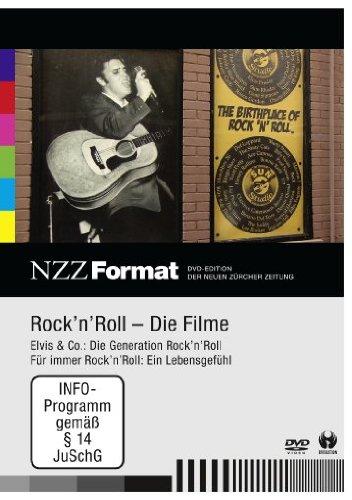 Rock'n'Roll - Die Filme - NZZ Format [Alemania] [DVD]