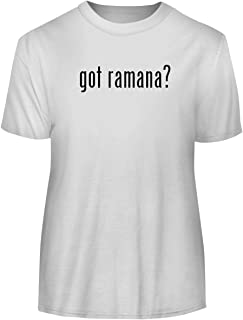 a52ceebe6b53f One Legging it Around got Ramana  - Men s Funny Soft Adult Tee T-Shirt