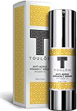 Vitamin C Serum with Hyaluronic Acid for Face; Potent Anti Aging, Anti Wrinkle Facial Serum to Reduce Wrinkles & Sun Spots; Natural & Organic for Men and Women. Free Gift/No Risk