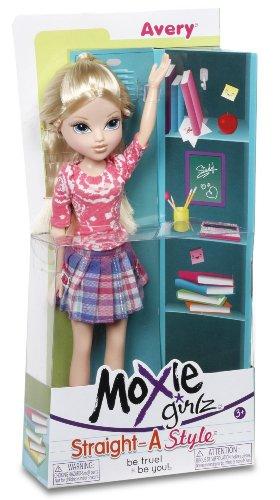 Moxie Girlz - Straight - A Style - Avery