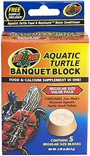 Best turtle feeder block Reviews