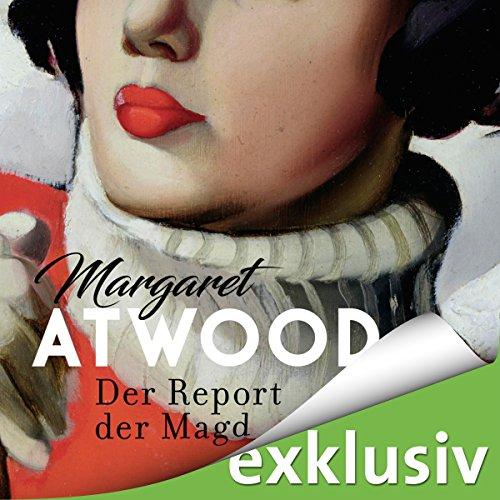Der Report der Magd audiobook cover art