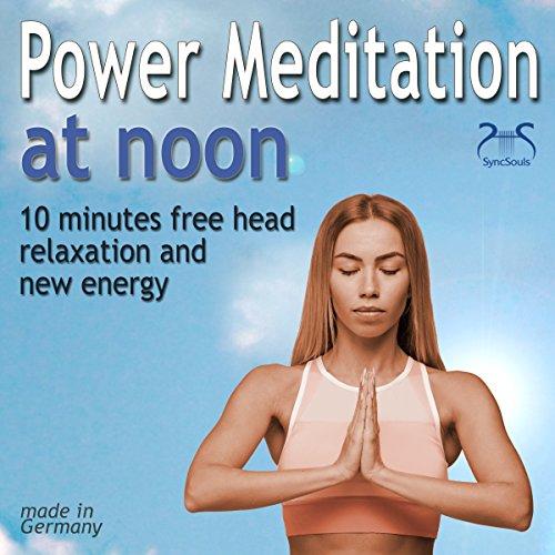 Power Meditation at Noon cover art