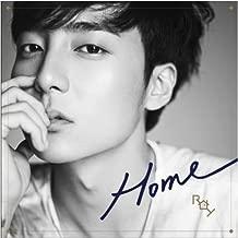 ROY KIM [HOME] 2nd Album CD + Folded Poster K-POP Sealed