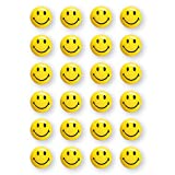 Magnetoplan Smiley Rundmagnete (3, 20 mm)
