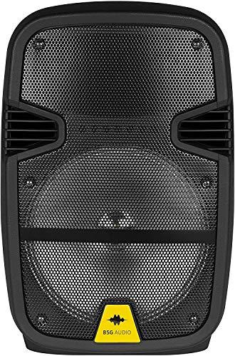 bocina karaoke bluetooth de la marca Audio
