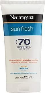 Neutrogena, Protetor Solar Todo Dia FPS 70, Branco, 120ml