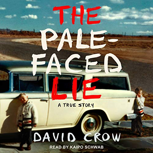 The Pale-Faced Lie cover art