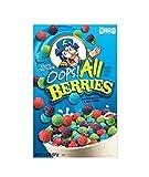 Cap'n Crunch's Oops All Berries Cereal 15.4 Oz (Set of 2)...