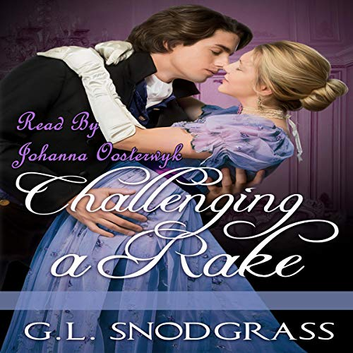 Challenging a Rake audiobook cover art
