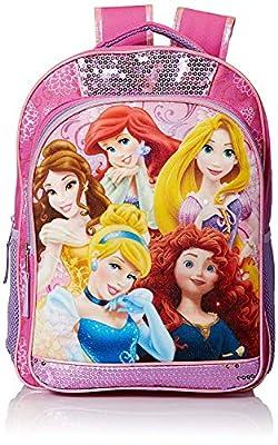 Disney Princesa para niña, rosa (Rosa) - 35130 de Fast Forward Children's Apparel