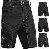 Brisk Bike Model7 Padded MTB Shorts