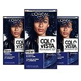 L'Oréal Paris Dauerhafte Haarfarbe, Gel-Coloration, Intensive Glanzfarbe und Farb-Pflegemaske,...